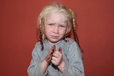 Maria, Gypsy Child