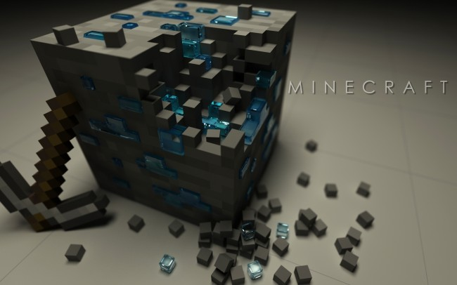 Minecraft versus String Theory