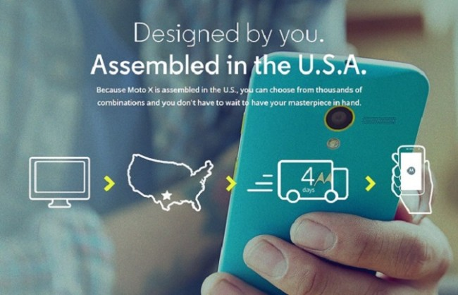 Motorola Project Ara Customization by Consumer