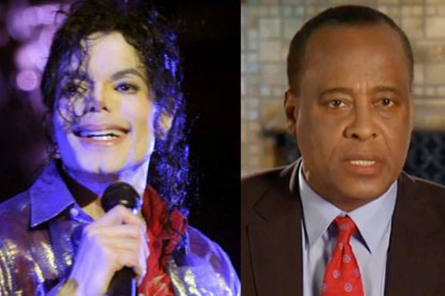 Conrad Murray Released
