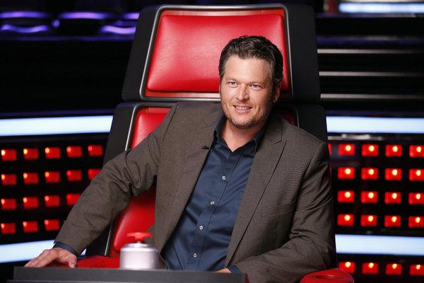 The Voice - Blake Shelton