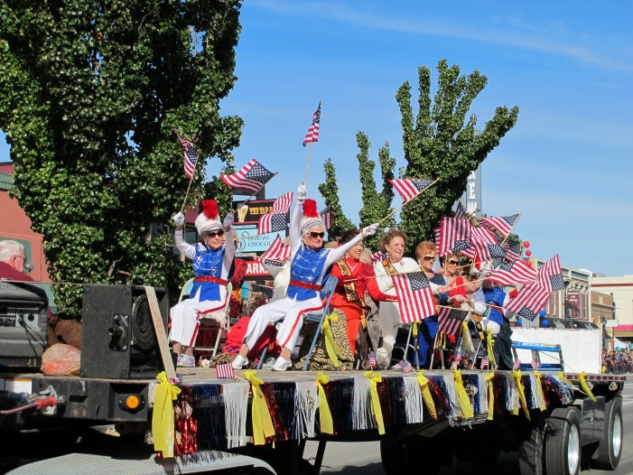 Nevadans Celebrate 75 Years of the Nevada Day Parade