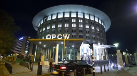 OPCW wins the Nobel Peace Prize