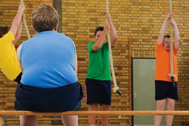 'Fat Letters' from Schools are Shaming Children