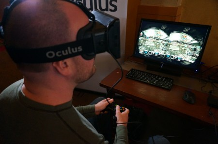 Oculus Rift is the ultimate virtual reality