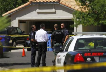 Phoenix Gunman kills four then himself