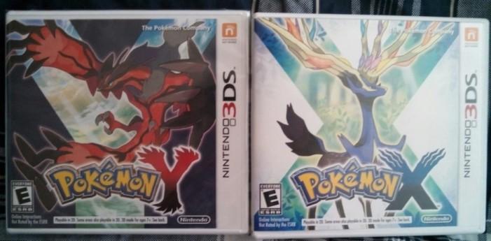 Pokemon X and Pokemon Y Emerge