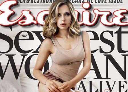 Scarlett Johansson Sexier than Miley Cyrus