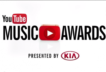 YouTube First Annual Music Awards Featuring Big Names and Surprises