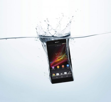 Sony Xperia Z featured with T-Mobile, not AT&T