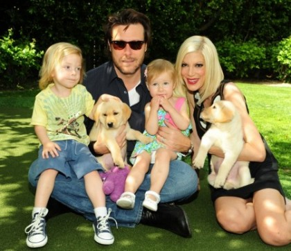 Tori Spelling and Dean McDermott Can Afford a Vasectomy after All