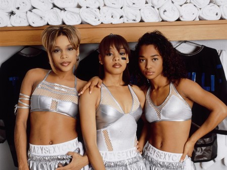 TLC CrazySexyCool Pose