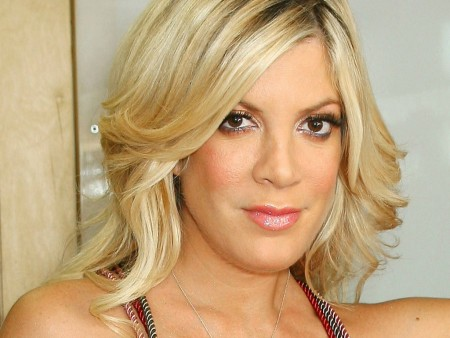 Tori Spelling Memoir Stretching the Truth?