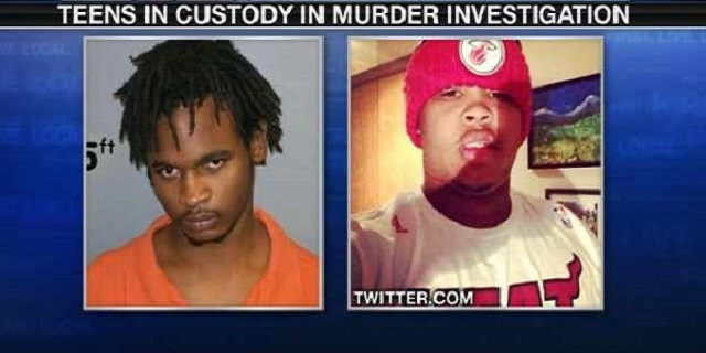 Another Senseless Crime