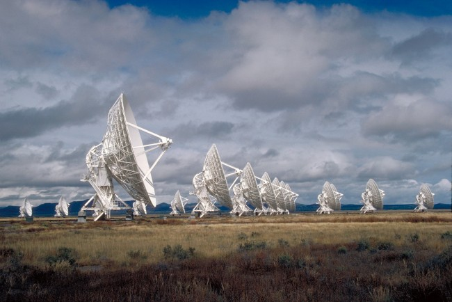 US Radio telescopes are victims of government shutdown