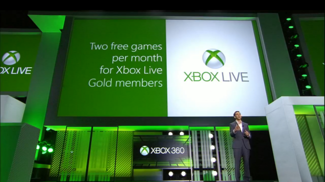 Xbox Games with Gold extended for good
