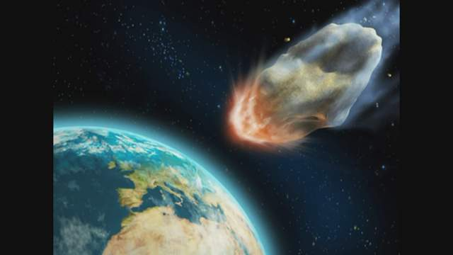 Enormous Asteroid is on Collision Course With Earth