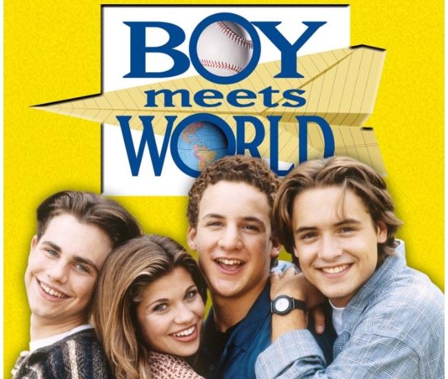 'Boy Meets World' Celebrates Double Nuptials