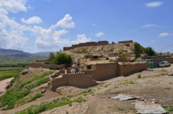 Ancient Kingdom of Idu Discovered under a Mound