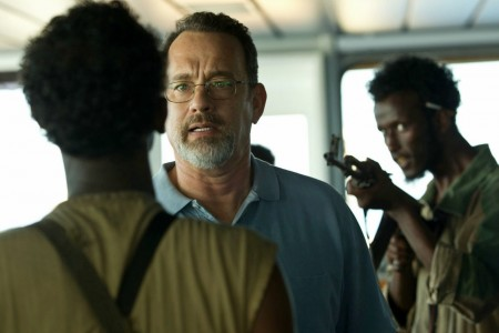 Tom Hanks Blown off Screen by First Time Actor