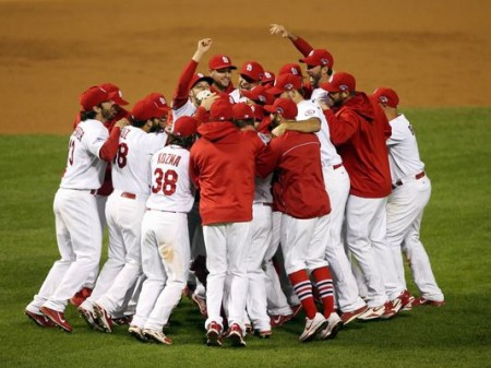 St. Louis shut down Los Angeles and sent the Dodgers home. The Cardinals will be looking for their third World Series title since 2006.
