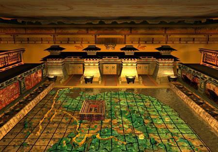 Qin Shi Huang's Tomb