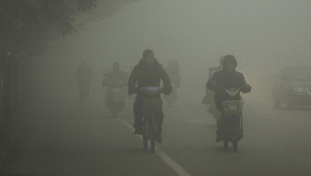 Daan Roosegaarde wants to suck up Beijing's air pollution