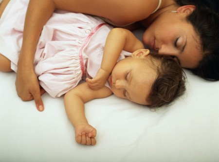 cosleeping does not cause SIDS