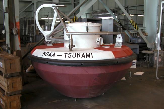 Japan escapes tsunami