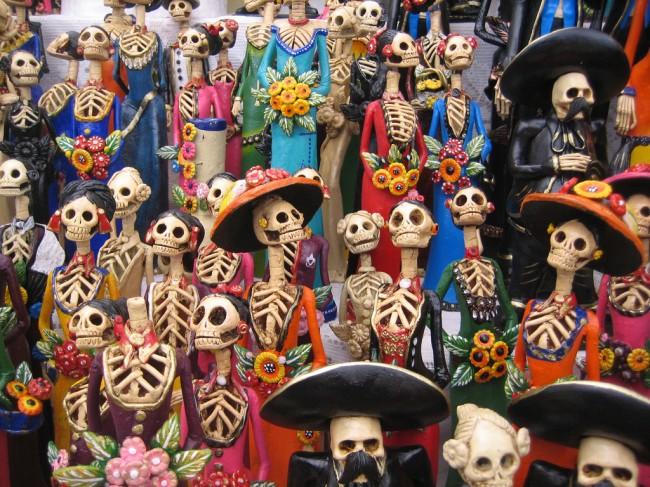 mexico dia de los muertos