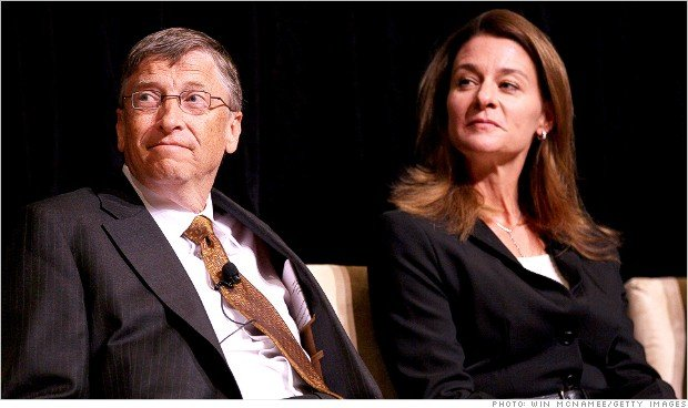 Bill Gates Ousted as Microsoft Chairman?