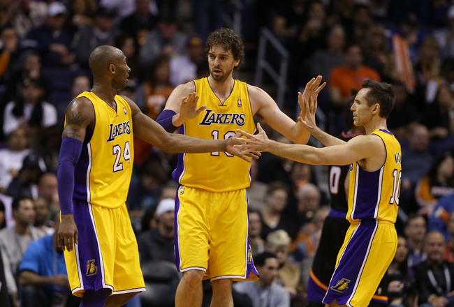 Los Angeles Lakers Are Back In Business