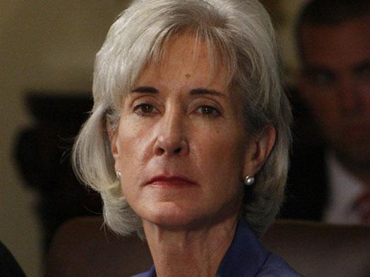 Kathleen Sebelius should be fired?