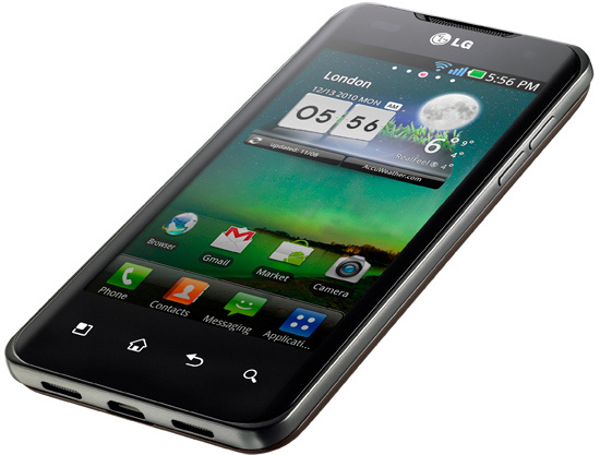 LG created the first dual-core phone with the Optimus 2X