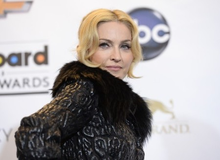 Madonna Proves She Is No Miss Manners