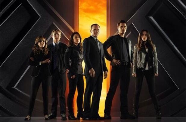 S.H.I.E.L.D. Falling Upward