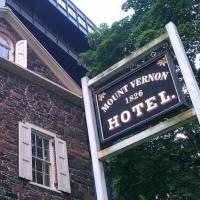 Mount Vernon Hotel Museum Halloween Mystery