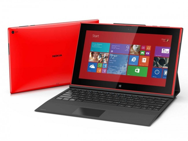 Nokia Lumia 2520 to Compete with iPad and Surface 2