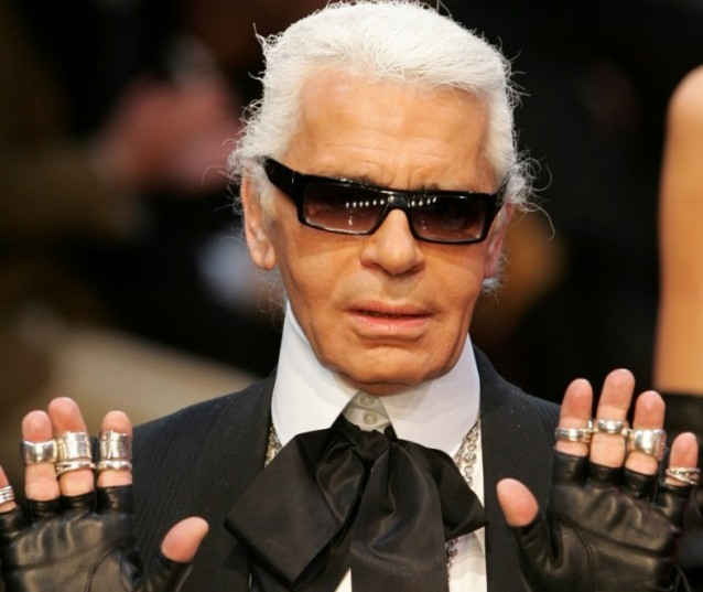 Curvy Women Want Karl Lagerfeld off Fashion