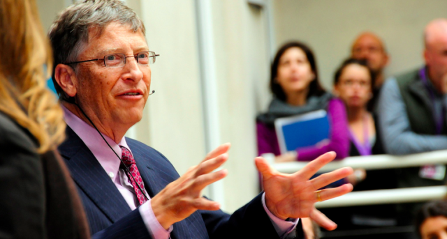 Microsoft Outgrown Its Founder Bill Gates?