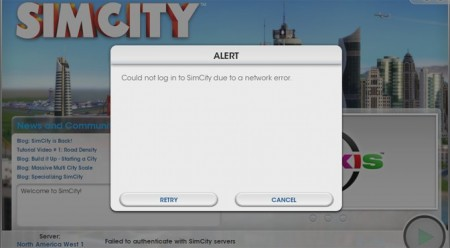 EA angered gamers with Sim City online issues