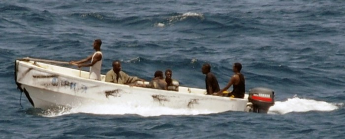 Somalian Pirates of the 21st Century [VIDEO]