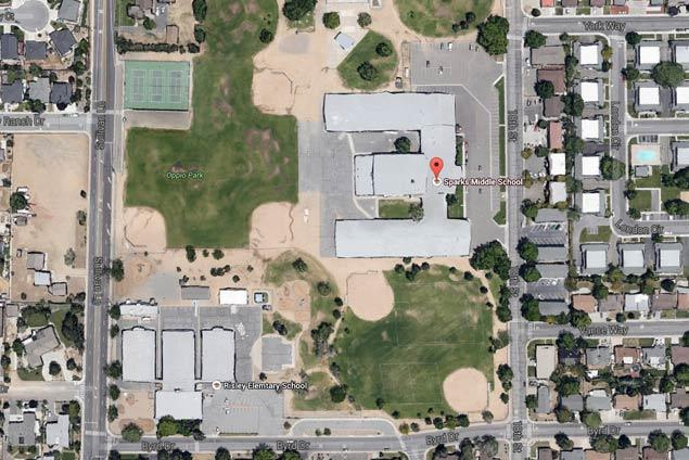 Nevada School Shooting Leave 2 Dead and 2 Seriously Wounded