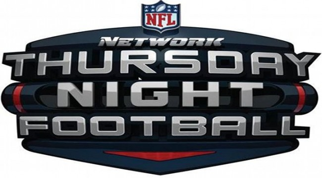 show me football thursday night football schedule tonight