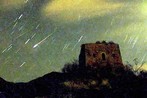 Leonid Meteor Shower Will Peak This Weekend
