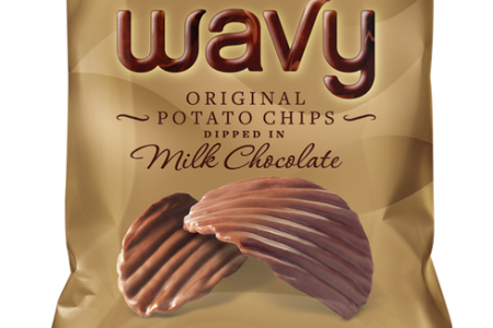 Potato Chips Covered with Chocolate Lay's Latest Snack (Recipes & Video)