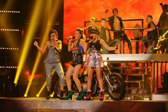 The X Factor Sweet Suspense Eliminated November 14, 2013