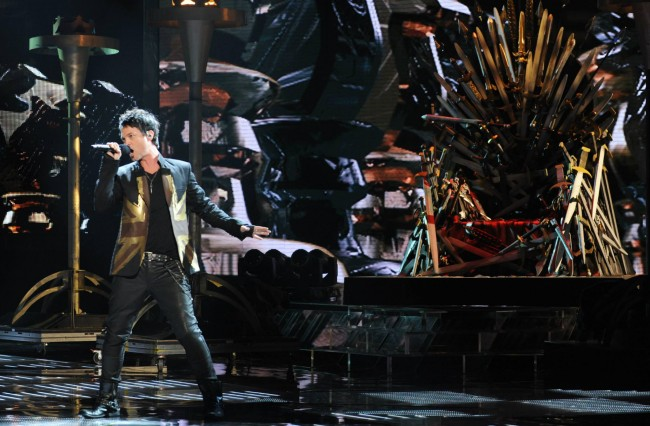 The X Factor Jeff Gutt November 21 2013