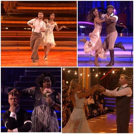Dancing With the Stars Finals Night 1