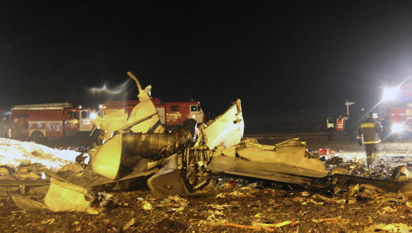 Plane Crash in Kazan Raises Questions of Reliability of Russian Aircraft